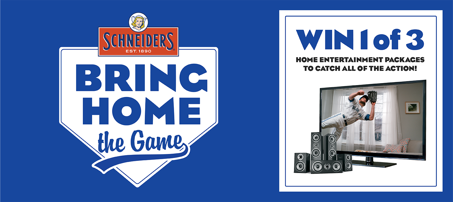 Schneider's Home Entertainment package contest