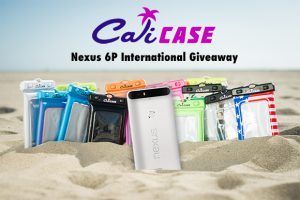 android authority contest giveaway nexus 6p and calicase waterproof pouch