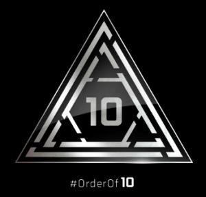 NVIDIA Order of 10 logo