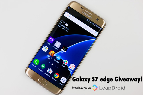 Samsung Galaxy S7 Edge Giveaway