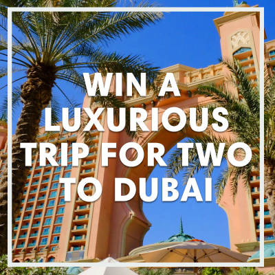 Shoptiques Luxury Trip for 2 to Dubai Contest