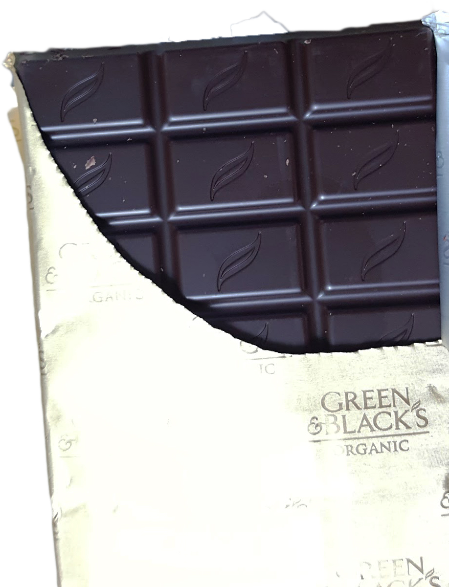 Green & Black's Organic Dark Chocolate 85% Review